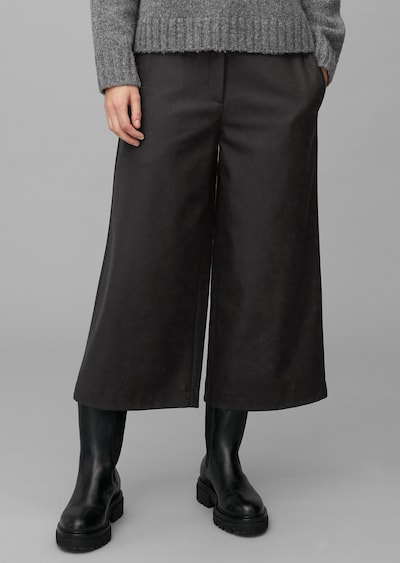 Marc O'Polo Hose in schwarz, Modelansicht