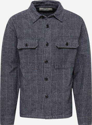 Abercrombie & Fitch Плетена жилетка в сиво