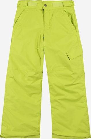 Pantalon d'extérieur 'Ice Slope II' COLUMBIA en vert