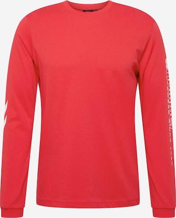 Maglia funzionale di Hummel in rosso