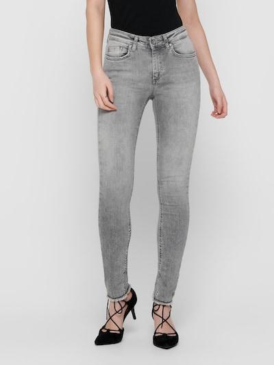 ONLY Jeans 'Blush' in grey denim, Modelansicht