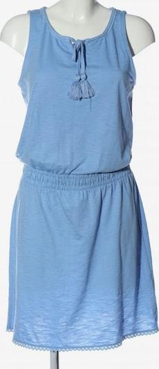 BLUE SEVEN Minikleid in S in blau, Produktansicht