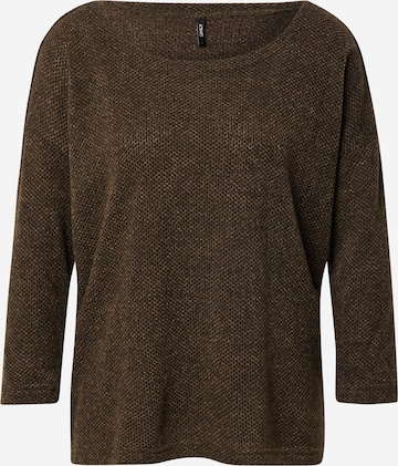 ONLY Sweater 'Alba' in Brown