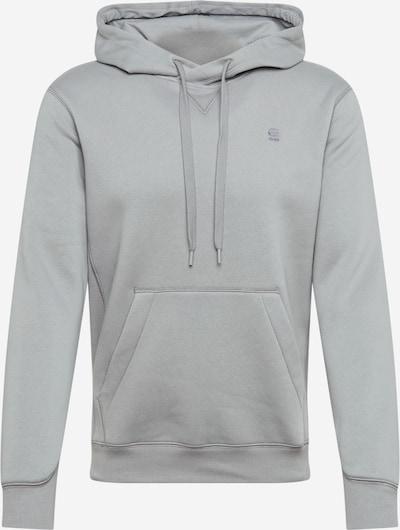 G-Star RAW Sweatshirt in hellgrau, Produktansicht