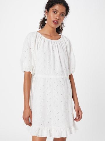 River Island Letné šaty 'Belle' - biela