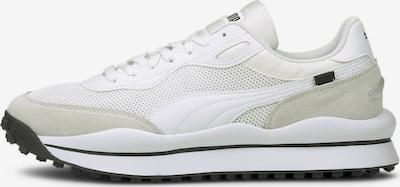 PUMA Sneakers laag 'Rider Clean' in de kleur Zwart / Wit, Productweergave