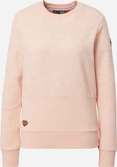 Ragwear Mikina 'AMIRAH' - ružová / biela melírovaná, Produkt