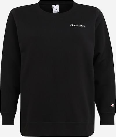 Champion Authentic Athletic Apparel Sweat-shirt en noir, Vue avec produit