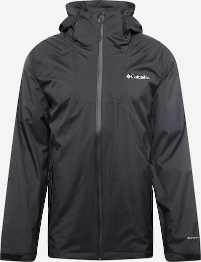 COLUMBIA Veste outdoor 'Rain Scape' en noir, Vue avec produit