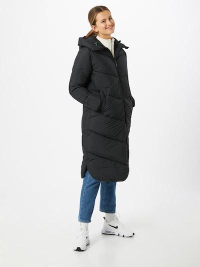 Žieminis paltas 'Recyy' iš SAVE THE DUCK , spalva - juoda, Modelio vaizdas