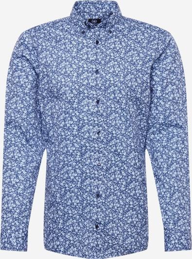 STRELLSON Hemd in hellblau / weiß, Produktansicht