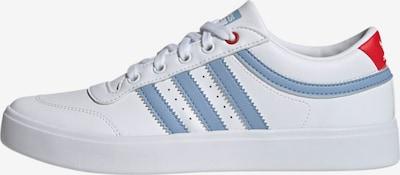 ADIDAS ORIGINALS Zemie brīvā laika apavi 'Bryony', krāsa - dūmu zils / balts, Preces skats