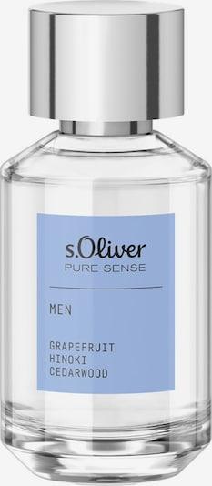 s.Oliver Eau de Toilette 'Pure Sense Men' in transparent, Produktansicht