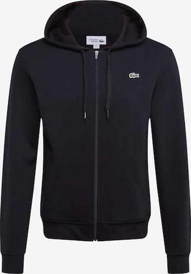 Džemperis iš LACOSTE , spalva - juoda, Prekių apžvalga