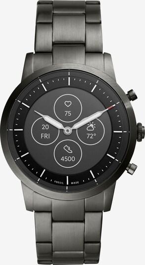 FOSSIL Uhr in dunkelgrau, Produktansicht