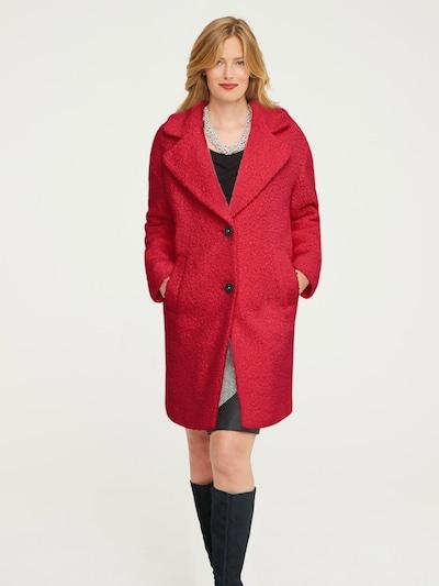 heine Prechodný kabát - červená, Model/-ka