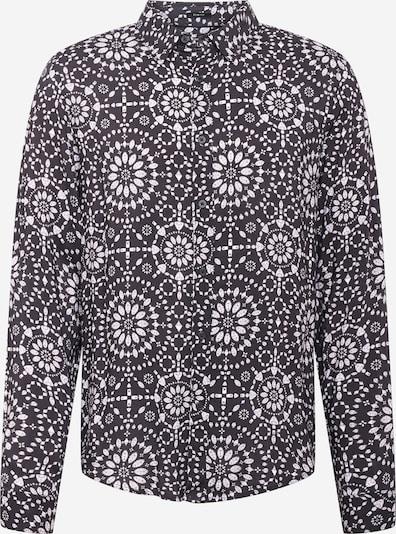 GUESS Košile - černá / bílá, Produkt
