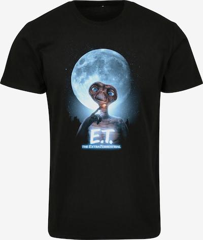 Tricou 'E.T. Face' Merchcode pe mai multe culori / negru, Vizualizare produs
