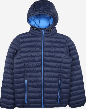 Champion Authentic Athletic Apparel Between-season jacket in Blue