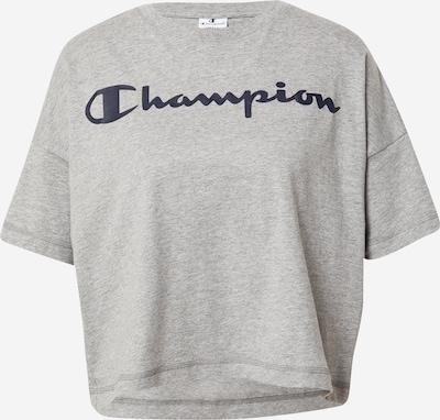 Champion Authentic Athletic Apparel Tričko - námornícka modrá / sivá, Produkt