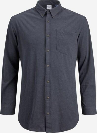 Jack & Jones Plus Hemd 'Joraaron' in navy, Produktansicht