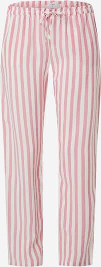 ETAM Pyjamahose 'LESLY' in pink / weiß, Produktansicht