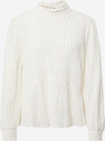 Cecilie Copenhagen Halenka 'Audrey' - zlatá / offwhite, Produkt
