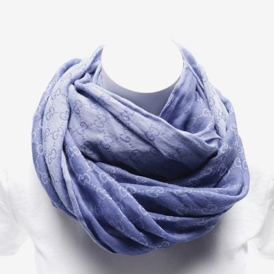 Gucci Schal in One Size in taubenblau, Produktansicht