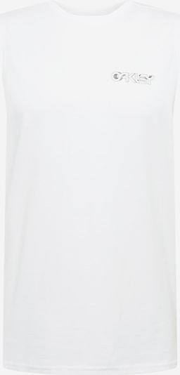 OAKLEY Тениска 'INTERSTELLAR' в черно / бяло, Преглед на продукта