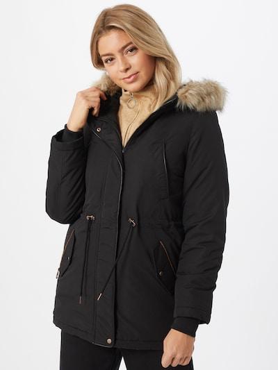 VERO MODA Zimska jakna 'KYLIELOA' u crna, Prikaz modela