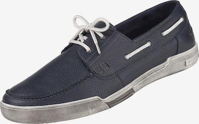 Natural Feet Schnürschuh 'Torino' in marine / weiß, Produktansicht