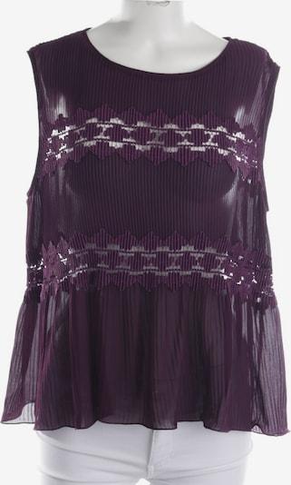Anna Sui Top / Seidentop in L in lila, Produktansicht