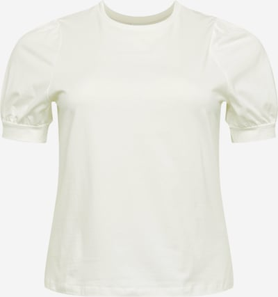 Vero Moda Curve Shirts 'KERRY' i hvid, Produktvisning