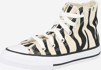 CONVERSE Zapatillas deportivas 'CTAS' en beige / azul / rojo / negro / blanco, Vista del producto