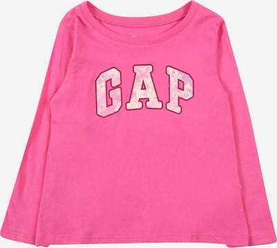 GAP T-Shirt en rose / rose / lie de vin / blanc, Vue avec produit