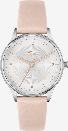 LACOSTE Analog watch in Gold / Powder / Silver, Item view