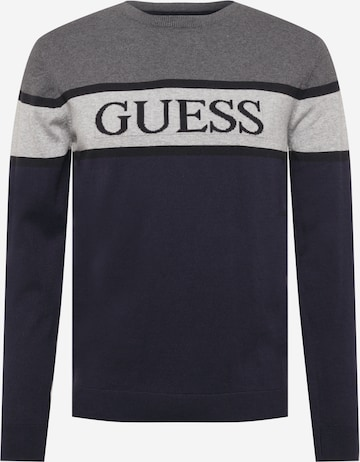 GUESS Pullover in Blue