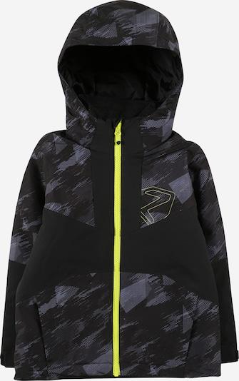 ZIENER Athletic Jacket ''Antax' in Grey / Black, Item view