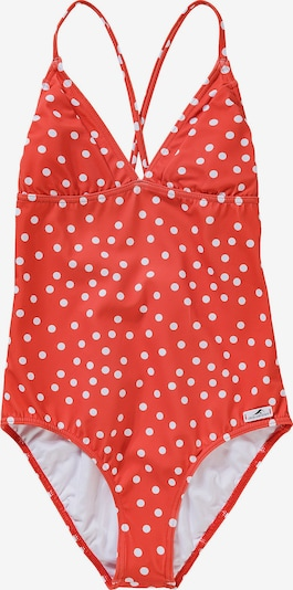 FASHY Badeanzug in rot, Produktansicht