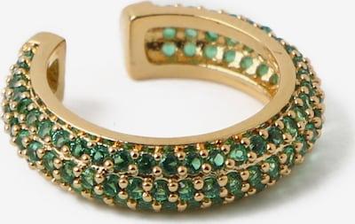 Auskarai iš Orelia , spalva - Auksas / žalia, Prekių apžvalga