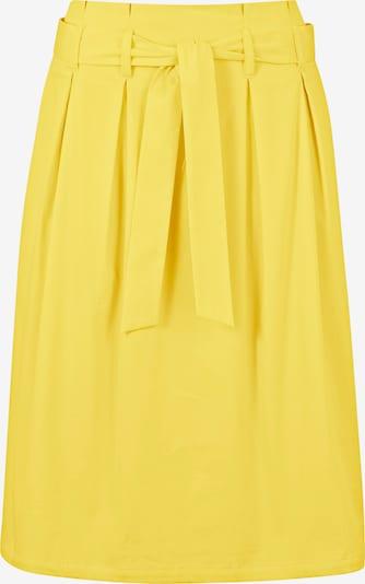 heine Suknja u limun: Prednji pogled