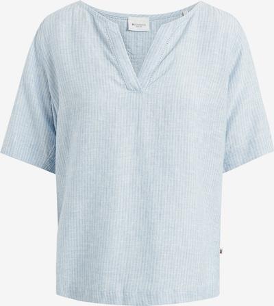 REDGREEN Kurzarmbluse 'Agneta' in hellblau, Produktansicht