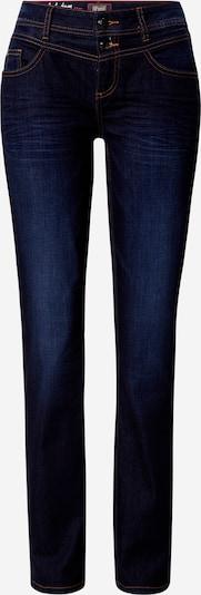 STREET ONE Jeans 'Iowa' in dunkelblau, Produktansicht