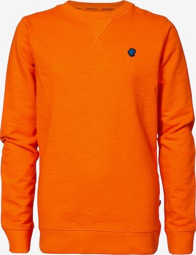 Petrol Industries Sweatshirt in orangemeliert, Produktansicht