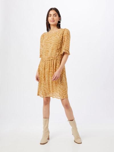 MOS MOSH Šaty 'Malise' - žltá / svetložltá, Model/-ka