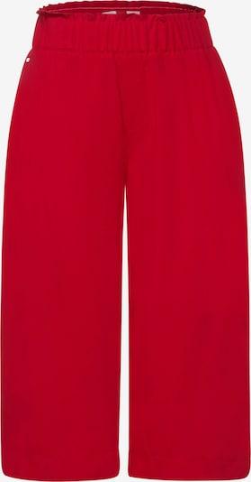 STREET ONE Hosenrock in rot, Produktansicht