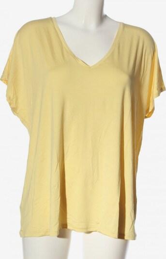 CALIDA Kurzarm-Bluse in L in pastellgelb, Produktansicht