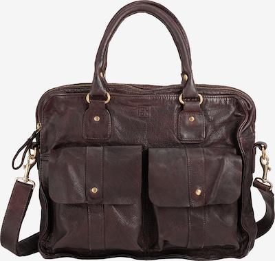 DuDu Handtasche in schoko, Produktansicht