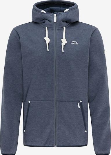 ICEBOUND Functionele jas in de kleur Duifblauw, Productweergave