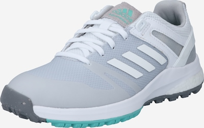 adidas Golf Sportschuh in opal / grau / weiß, Produktansicht